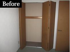 クローゼットドア・室内ドア
