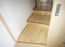 case11 母屋と離れの2Fに渡り廊下を新設♪若夫婦の新しい居住空間に!1Fと2Fにそれぞれの家族が集う2世帯住宅