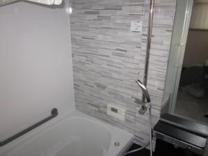 オール電化にして浴室・洗面を一新しました♪