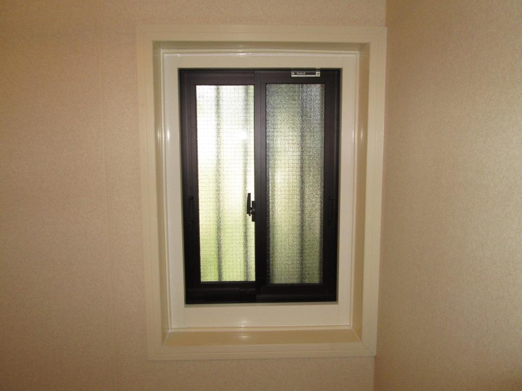 浴室窓を防犯強化対策!