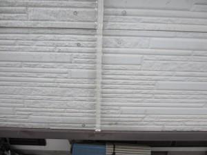 シール工事で雨水侵入の心配無し