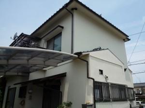 屋根・外壁を塗装、防水工事で雨でも安心!
