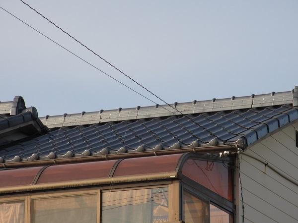 ウレタン塗装で新築の様な屋根になりました♪