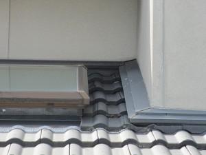 屋根瓦の補修で雨の日も安心。