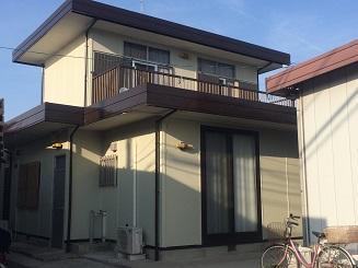 外壁・屋根塗装で見た目・耐久性がアップしました!
