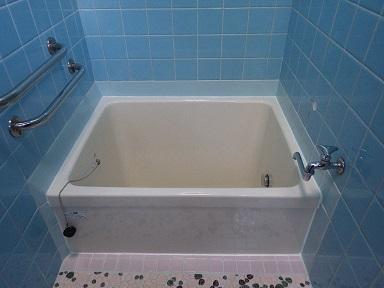 浴槽を一新して 快適な入浴タイムに!