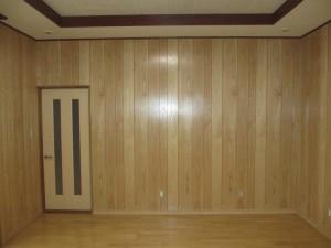 室内空間を明るく、広く見せる内装工事♪