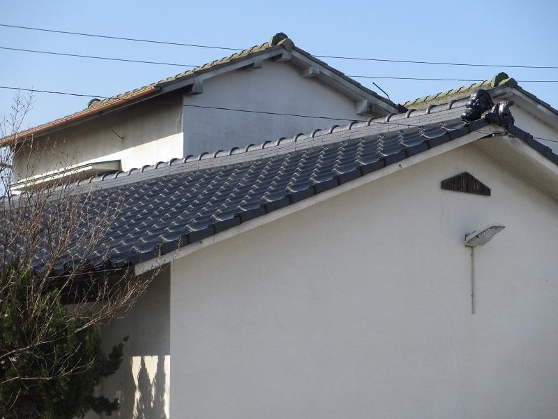 美しさを取り戻した艶のある屋根塗装!