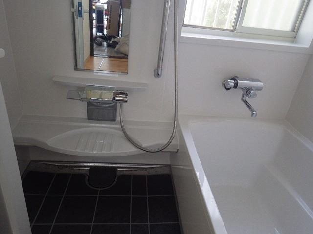 温かく&明るくなった浴室・洗面所のリフォーム