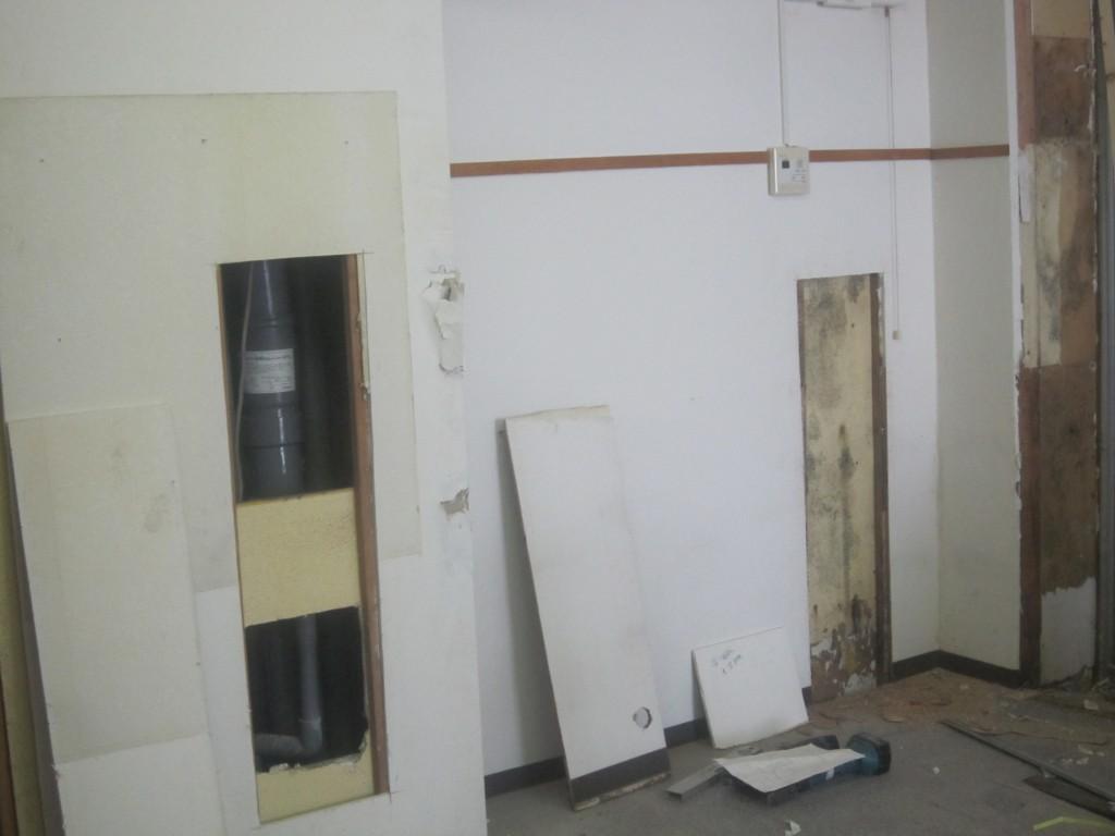 高松市 Y様店舗改修工事