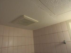 旧浴室乾燥機