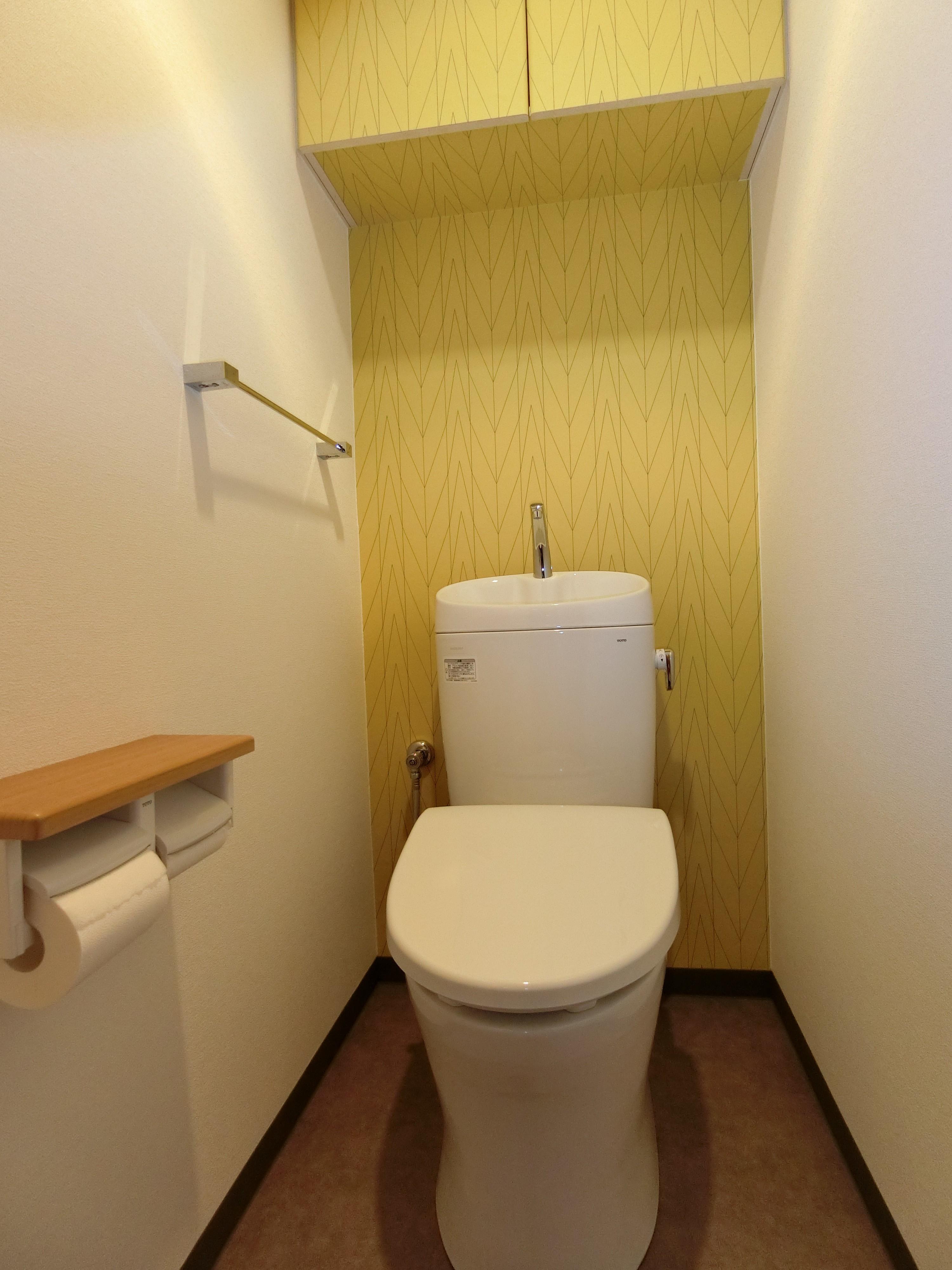 自分好みのトイレ空間 施工事例 高松市 丸亀市のリフォーム リノベーションならアトリエ住まいるへ