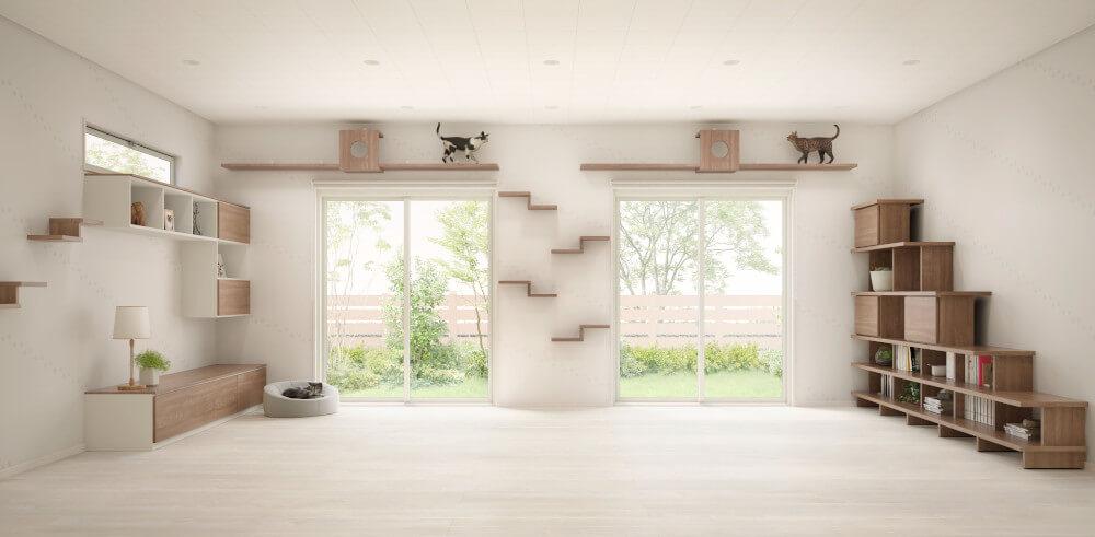 猫🐈建材アイテムのご紹介