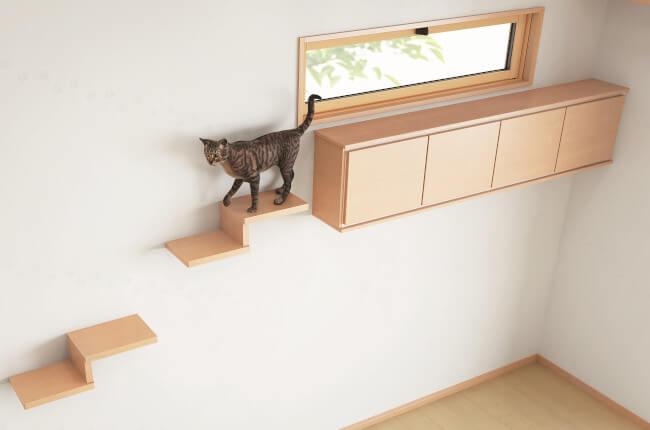 猫カウンター